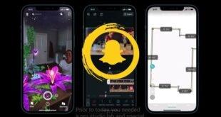 snapchat LiDAR, snapchat, LiDAR tarayıcı