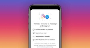 Messenger ve Instagram DM