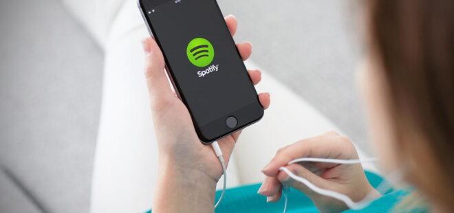 spotify'da şarkı arama, spotify'da arama
