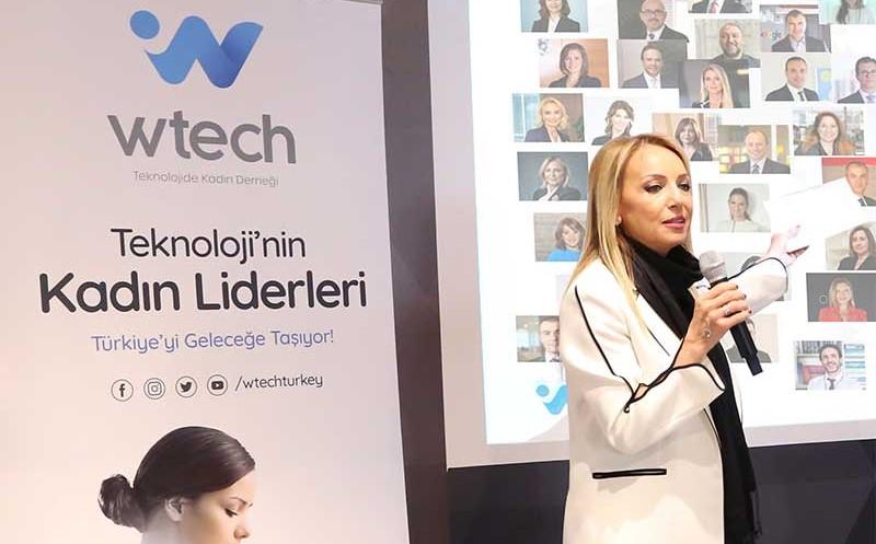 teknoloji kadın, zehra öney, Teknolojide Kadın Derneği,