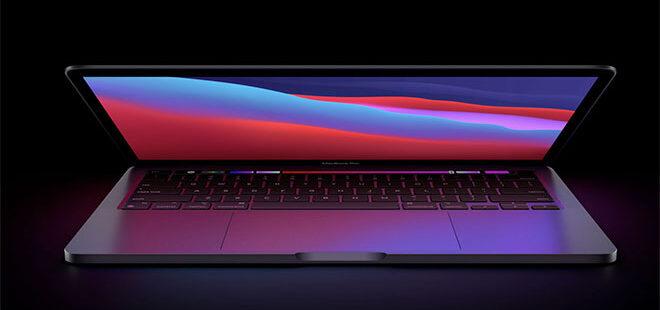 Apple M1 islemcili Mac-ler