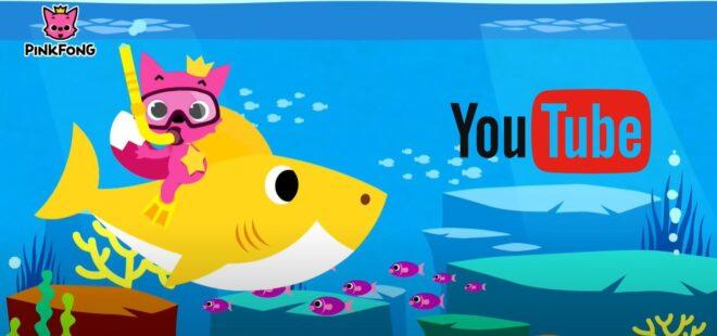 baby shark, youtube'da en çok izlenen video