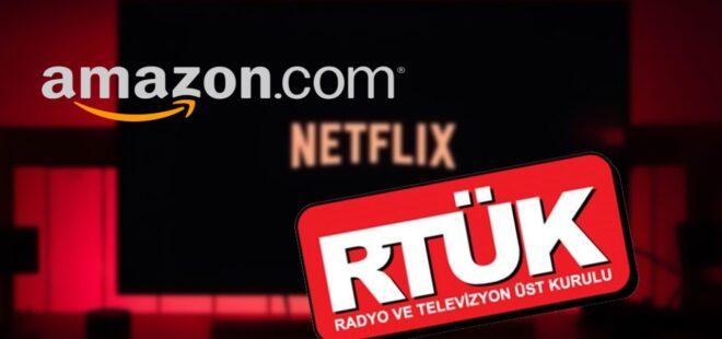 Netflix ve Amazon