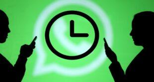 WhatsApp süreli mesajlar