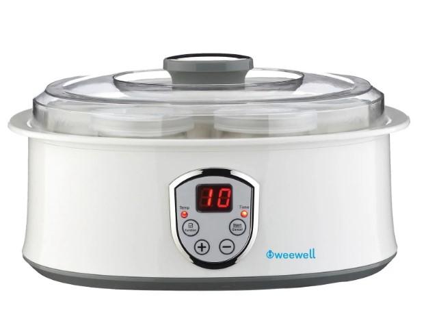Weewell WYM400 Yoğurt Yapma Makinası