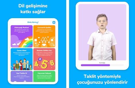 Çocuklar için faydalı mobil uygulamalar