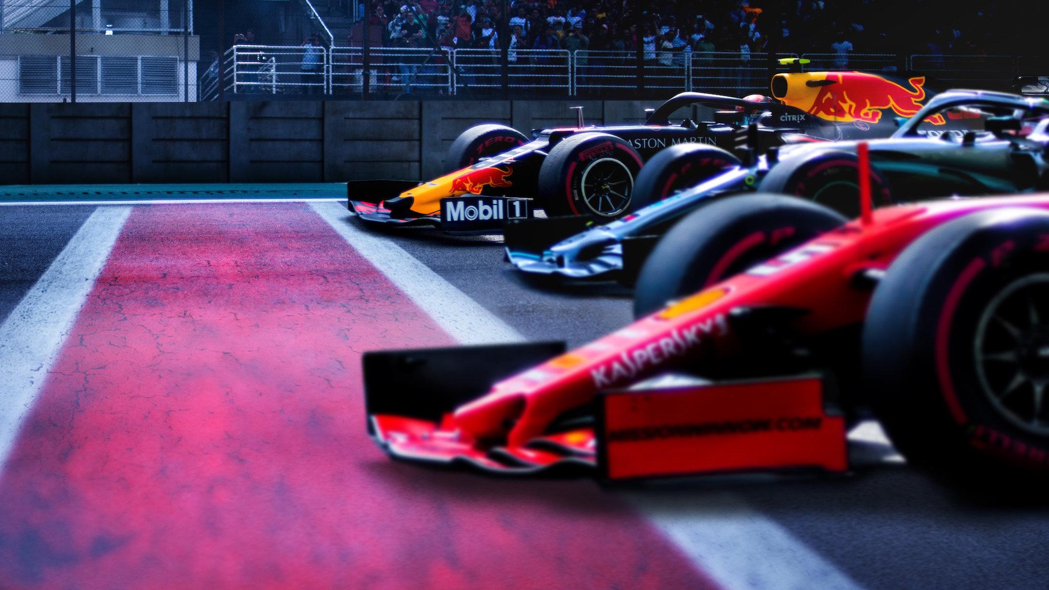 Formula 1: Drive To Survive 3. Sezon (19 Mart)