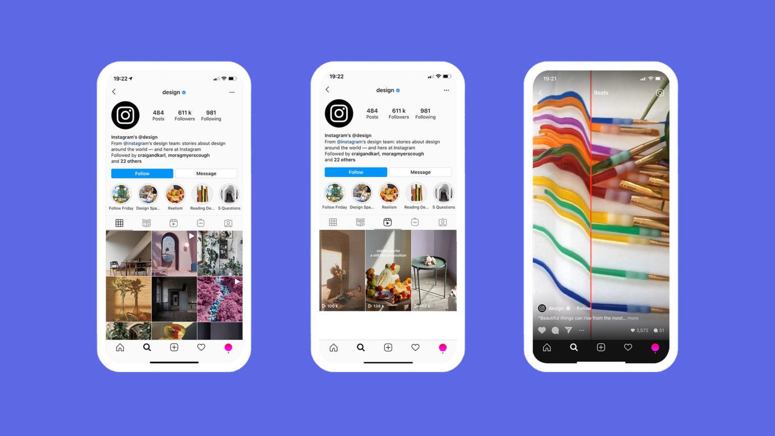Instagram TikTok logolu paylaşımlara kısıtlama getirdi