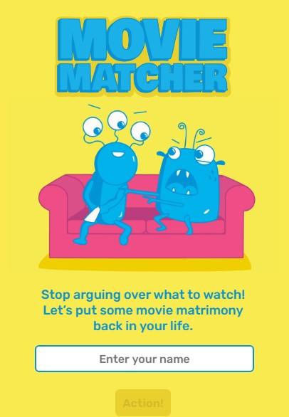 Movie Matcher