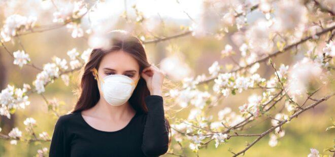 COVID-19 bahar alerjisi