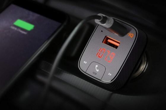 Anker Roav Smartcharge F2 Akıllı Araç Bulucu Bluetooth Hızlı Araç Şarjı anneler günü