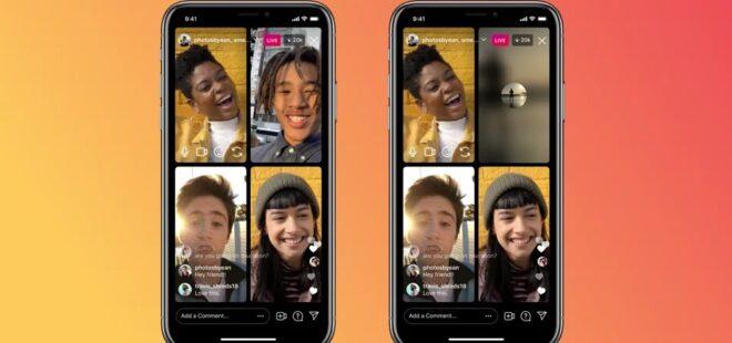 Instagram Canlı Odalar için yeni özellikler geliyor