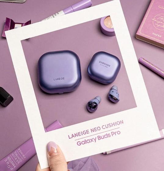 Samsung'dan kadınlara özel Galaxy Buds Pro LANEIGE