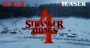 Stranger Things'in 4. sezon fragmanı
