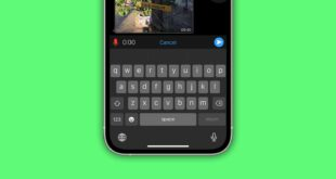 WhatsApp sesli mesajlar için yeni bir özellik geliştiriyor
