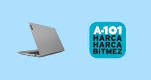 A101 aktüel Lenovo IdeaPad S145-15API