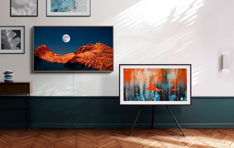 Samsung, sanatseverlerin hoşuna gidecek The Frame TV'yi duyurdu - Pembe  Teknoloji