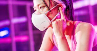 LG gelişmiş maske