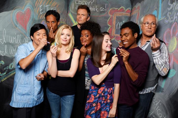 community sitcom dizisi