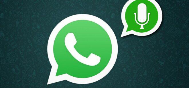 Whatsapp sesli mesaj oynatıcı ön başlık